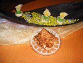 Kokos-Marmeladen-Kuchen - Rezept