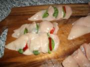 Hähnchen Brust mit Chicoree - Rezept