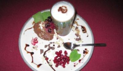 Espresso speziale mit dunkler Mousse - Rezept