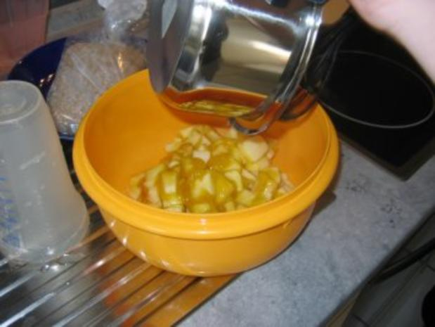 Süße Blätterteigtaschen - Rezept - Bild Nr. 5