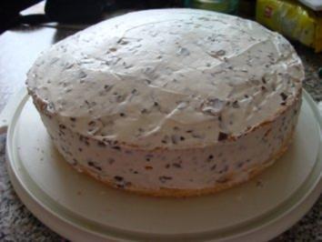 Stracciatella-Torte - Rezept
