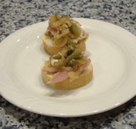 Marinierter Thunfisch - Rezept