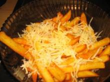 Beilage: Emmentaler Käse-Pommes! - Rezept