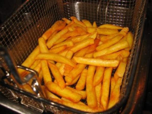Beilage: Emmentaler Käse-Pommes! - Rezept - Bild Nr. 4