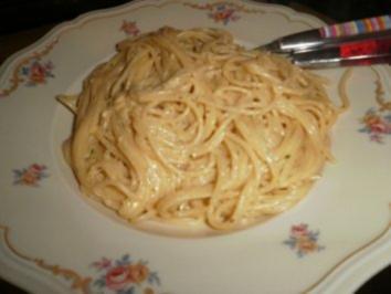 Blitz Pasta 2.0 - Rezept