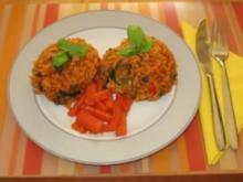Fleisch: Reisfleisch Mediterran - Rezept