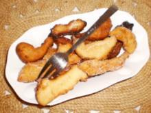 Süße Party-Pommes für den Straßenkarneval - Rezept