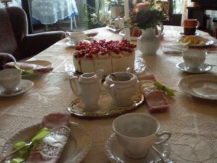 Johannisbeer- Torte - Rezept