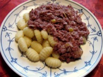 Gnocchi - hessisch - Rezept