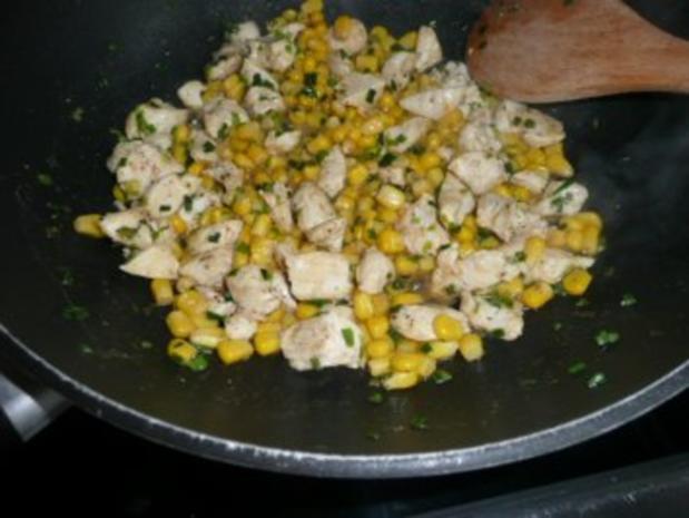"GLASFOOD 8:Huhn-Zuccini ""Souffle"" - Rezept - Bild Nr. 3"