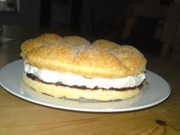 Friesen-Torte mit Pflaumenmus - Rezept