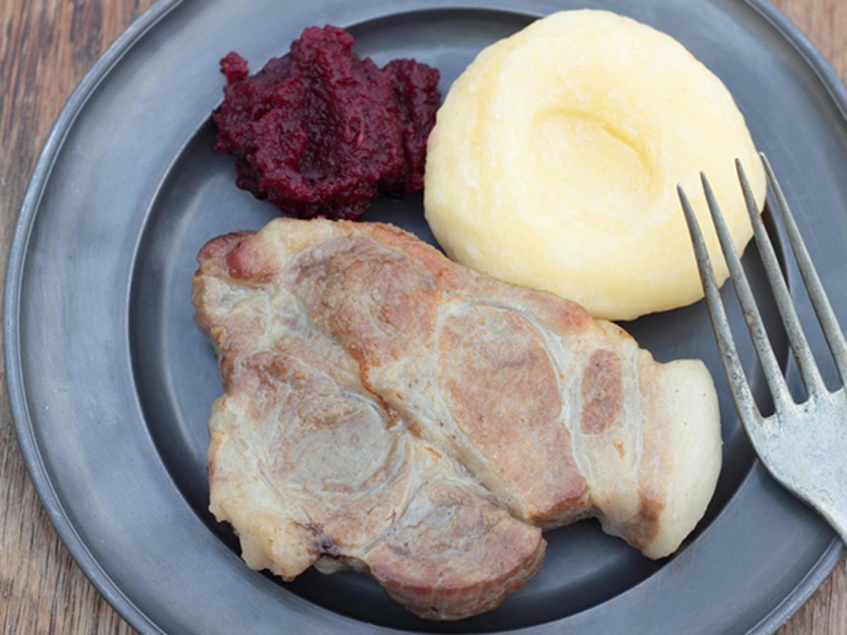 Schlesische Knödel (Kluski) - Rezept mit Bild - kochbar.de