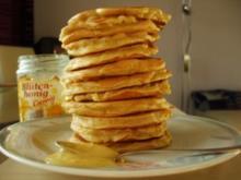 Apfel-Pancakes - Rezept