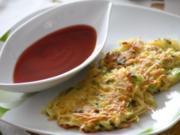 Thailändische Kartoffelküchlein - Rezept