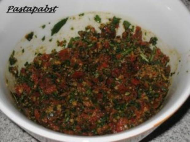 Rucola-Tomaten-Pesto Schnecken - Rezept - Bild Nr. 2