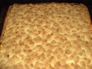 Quarkkuchen auf dem Blech - Rezept