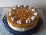 Maracuja-Joghurt-Torte - Rezept