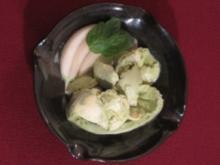 Matcha-Eis - Rezept