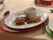Hausgemachte Currywurst mit frischen Pommes frites und Mayonnaise á la Kotaska - Rezept