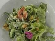 Caesar Salad elegant - Rezept