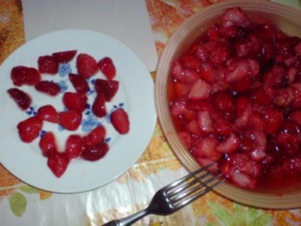 Erdbeer-Torte - Rezept - Bild Nr. 3