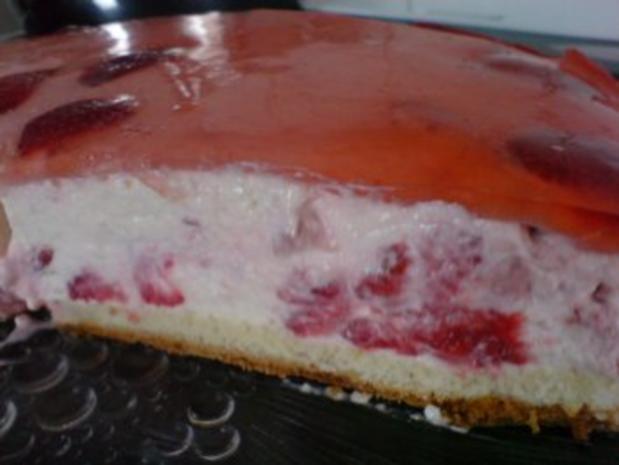 Erdbeer-Torte - Rezept - Bild Nr. 20
