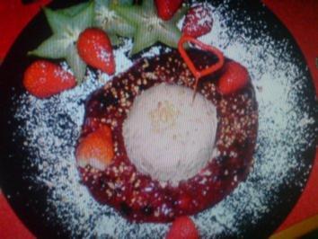 Toblerone - Parfait - Rezept