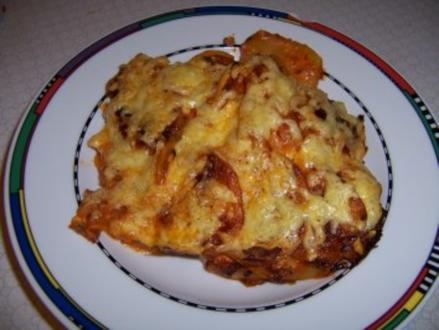 Kartoffel - Gratin preiswert & schmackhaft - Rezept