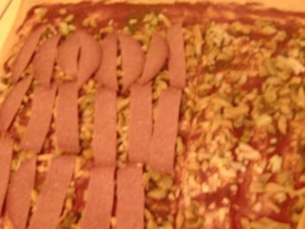 Pizza-Schnecken - Rezept - Bild Nr. 3