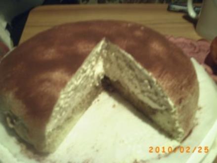 Kuchen: Kaffee-Mascarpone-Kuchen - Rezept