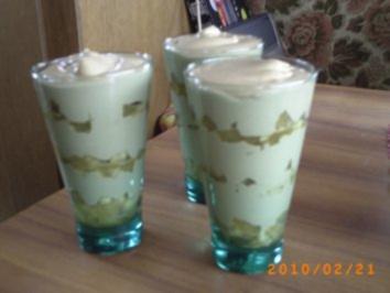Dessert: Ananas-Trifle - Rezept