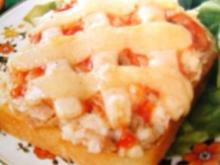 TOAST: Thunfisch mit Ananas - Rezept