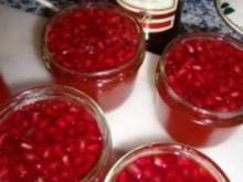 Rosa-Grapefruit-Gelee mit Campari - Rezept
