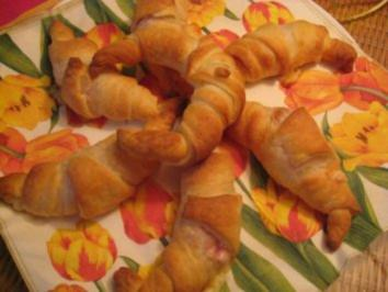 Schinken- Käse - Crossonts fix & fertig - Rezept