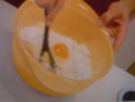 Eier-/Wasser-Spätzle - Rezept