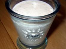 Maronen-Joghurt-Speise - Rezept