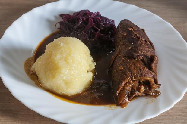 Rinderrouladen - Rezept für Hauptgerichte - Bild Nr. 1