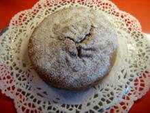 Gefüllter Vanillekuchen - Rezept