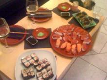 Selfmade Sushi - Rezept