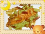 Lachs mit Avocado und Pfefferkartoffeln - Rezept