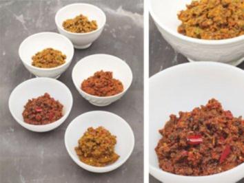 """Rezept: Currypaste selbstgemacht - """"Rogan josh-Paste"""""""