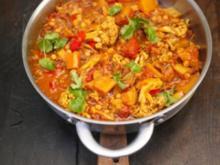 "Gemüse-Curry ""Jalfrezi"" - Rezept"
