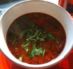 Vitalisierende Gemüsesuppe für kalte, nasse Tage - Rezept