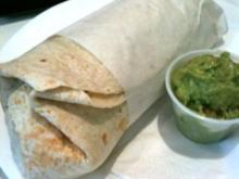 Garnelen-Tofu-Burrito - Rezept