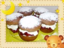 Schwarzwälder Kirsch-Muffins - Rezept