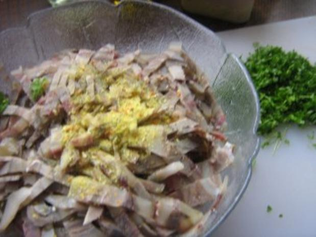 Rosas Ochsenmaulsalat - Rezept - Bild Nr. 3