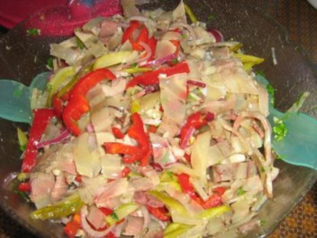 Rosas Ochsenmaulsalat - Rezept - Bild Nr. 5