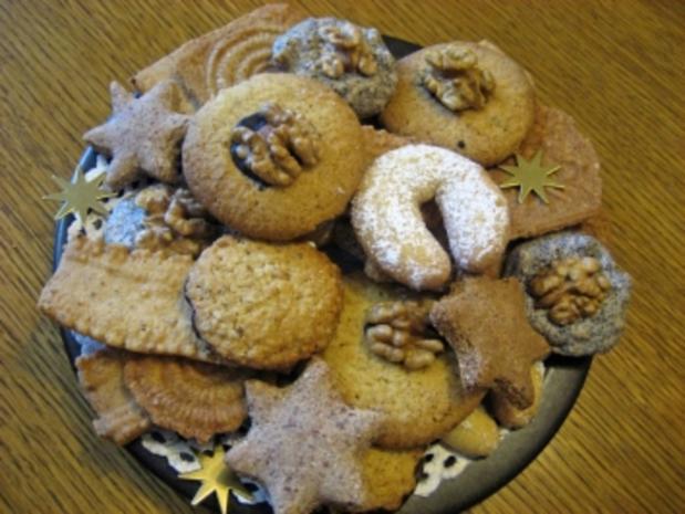Weihnachts-Plätzchen.... - Rezept - Bild Nr. 6