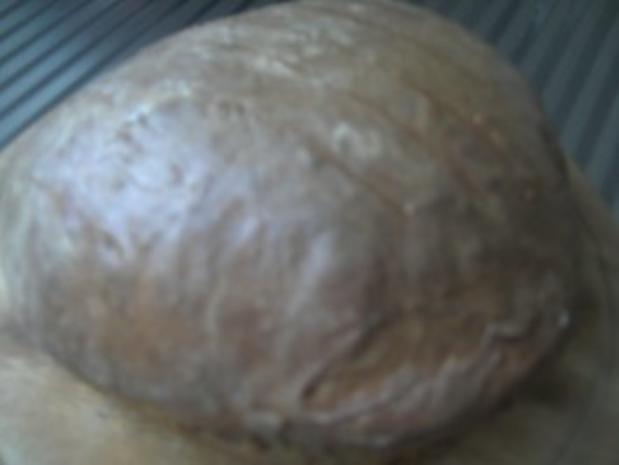 Drei-Korn-Bauern-Brot - Rezept