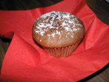 Saftige Schoko- Kirsch- Muffins - Rezept